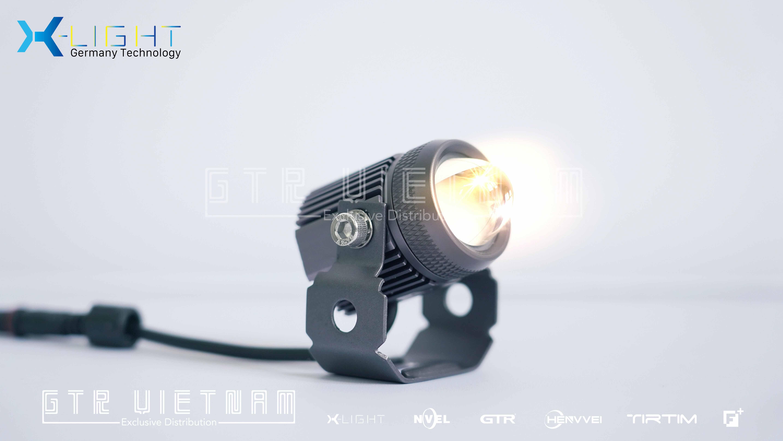 Đèn trợ sáng Mini X-Light M10