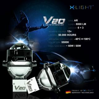 BI LED X-LIGHT V20 NEW 2021