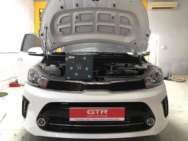 Độ đèn nâng cấp ánh sáng NÂNG CẤP ÁNH SÁNG BI LED GTR V3 SOLUTO