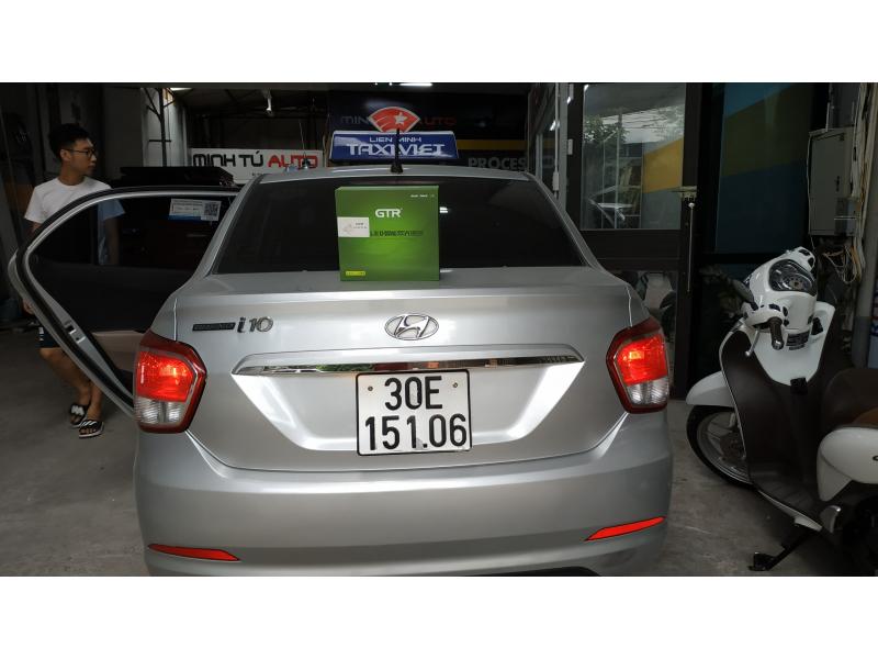 Độ đèn nâng cấp ánh sáng Nâng cấp Bi GLED V3 SE cho Hyundai i10