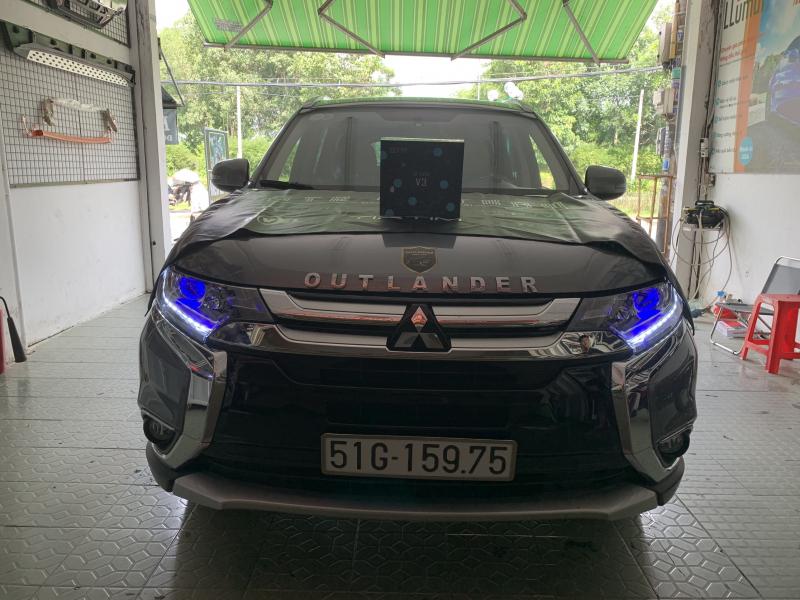 Độ đèn nâng cấp ánh sáng NÂNG CẤP ÁNH SÁNG BI GTR G-LED V3