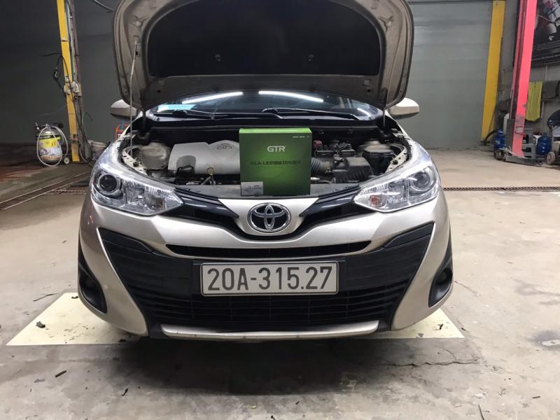 Độ đèn nâng cấp ánh sáng Nâng cấp ánh sáng GTR Gled V3 SE xe Vios