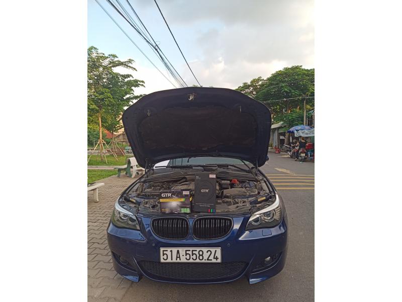 Độ đèn nâng cấp ánh sáng Bi gầm V2 tăng sáng 180% xe BMW M5