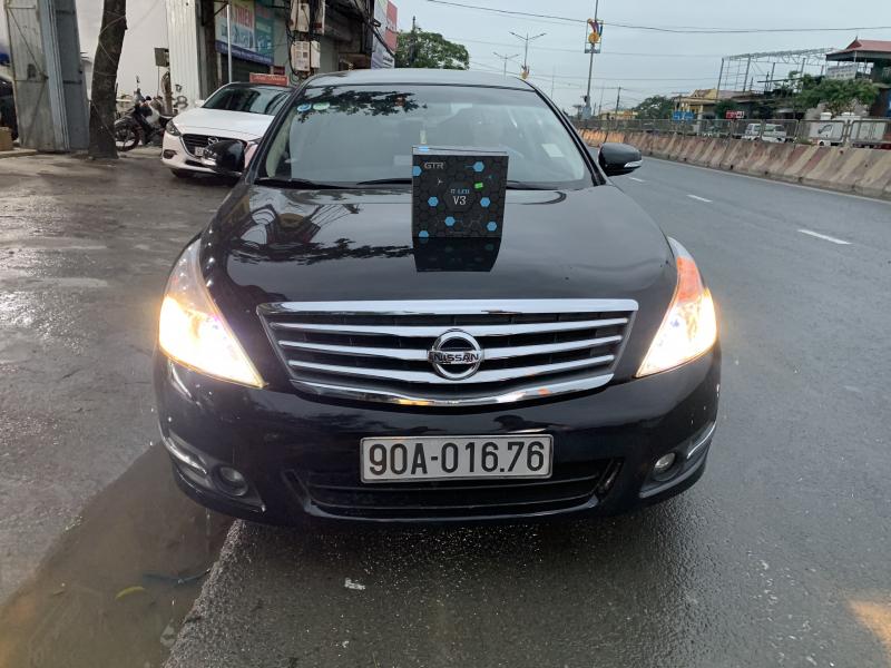 Độ đèn nâng cấp ánh sáng Bi led GTR Gled V3 xe Teana