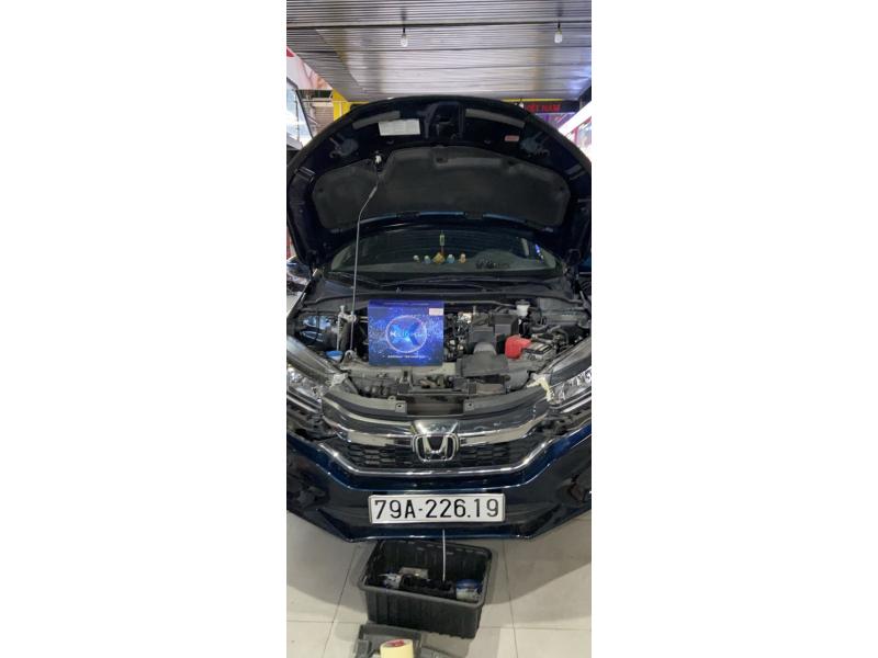 Độ đèn nâng cấp ánh sáng XE HONDA CITY - BI LED XLIGHT V20