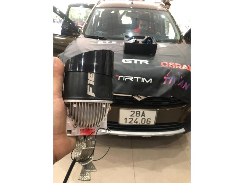 Độ đèn nâng cấp ánh sáng Bi gầm led Xlight F10 xe Suzuki XL7 - Nam Định 12406