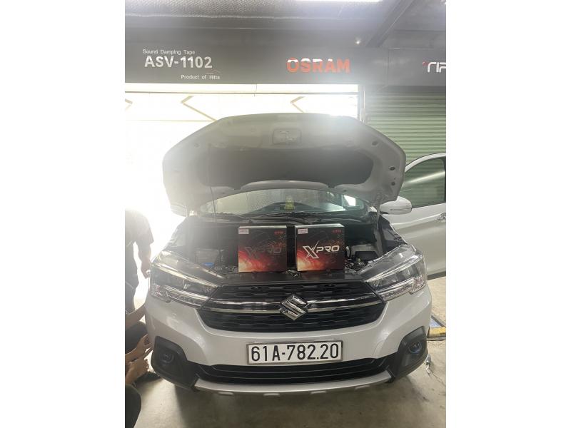 Độ đèn nâng cấp ánh sáng BI LED GTR G-LED X PRO XE XL7 - 61A78220 THỦ ĐỨC