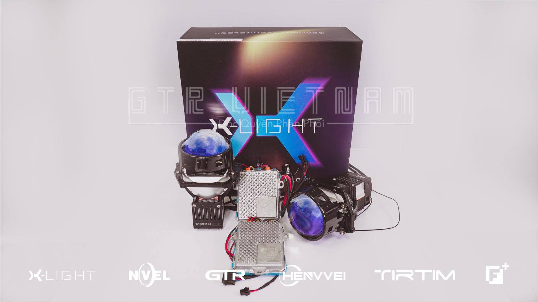 Tìm hiểu Bi Led X-ligth V30