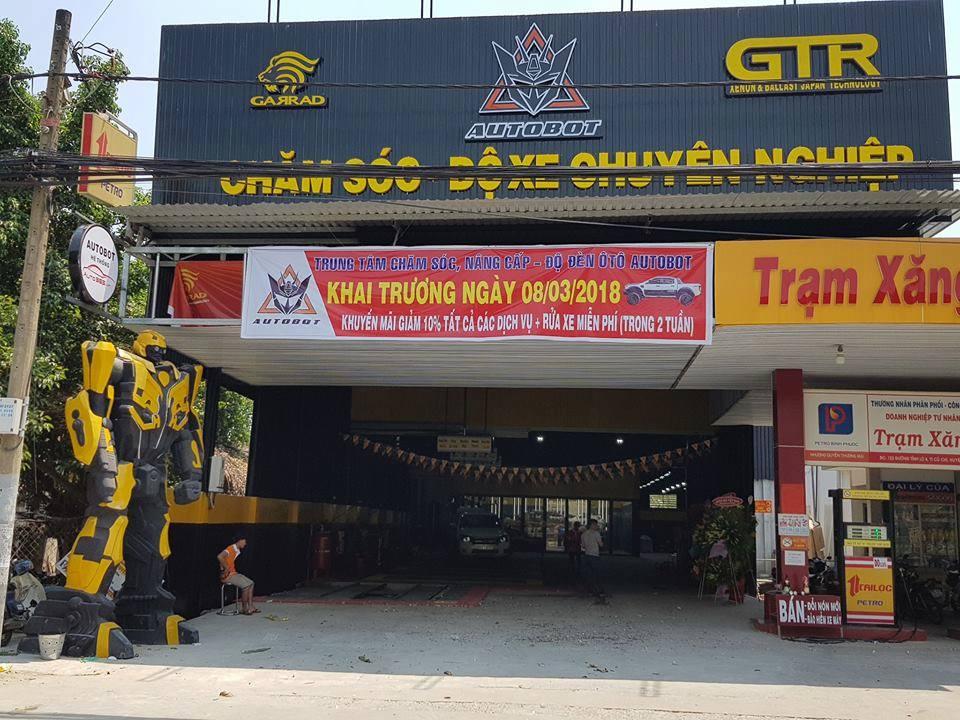 Auto365 Củ Chi - Hệ thống đại lý GTR Việt Nam