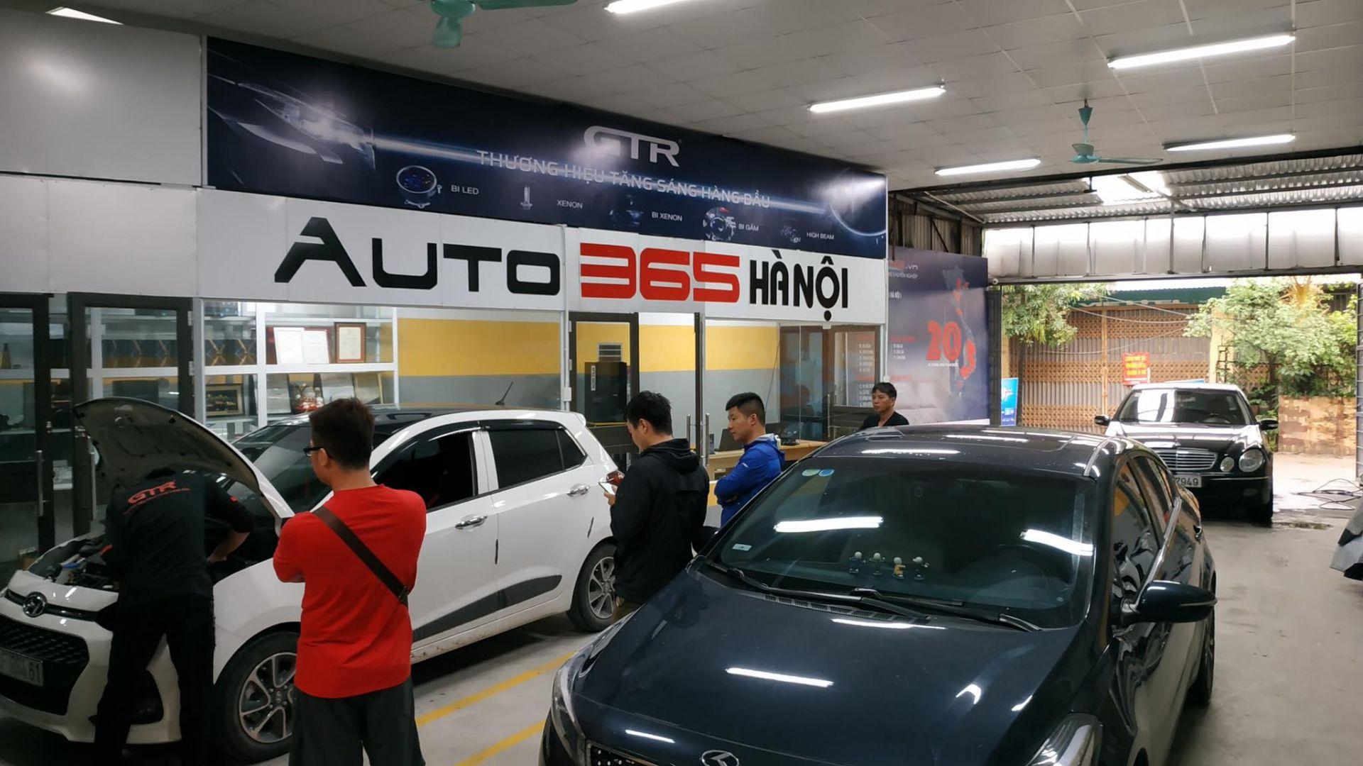 Auto365 Hà Nội - Hệ thống đại lý GTR Việt Nam