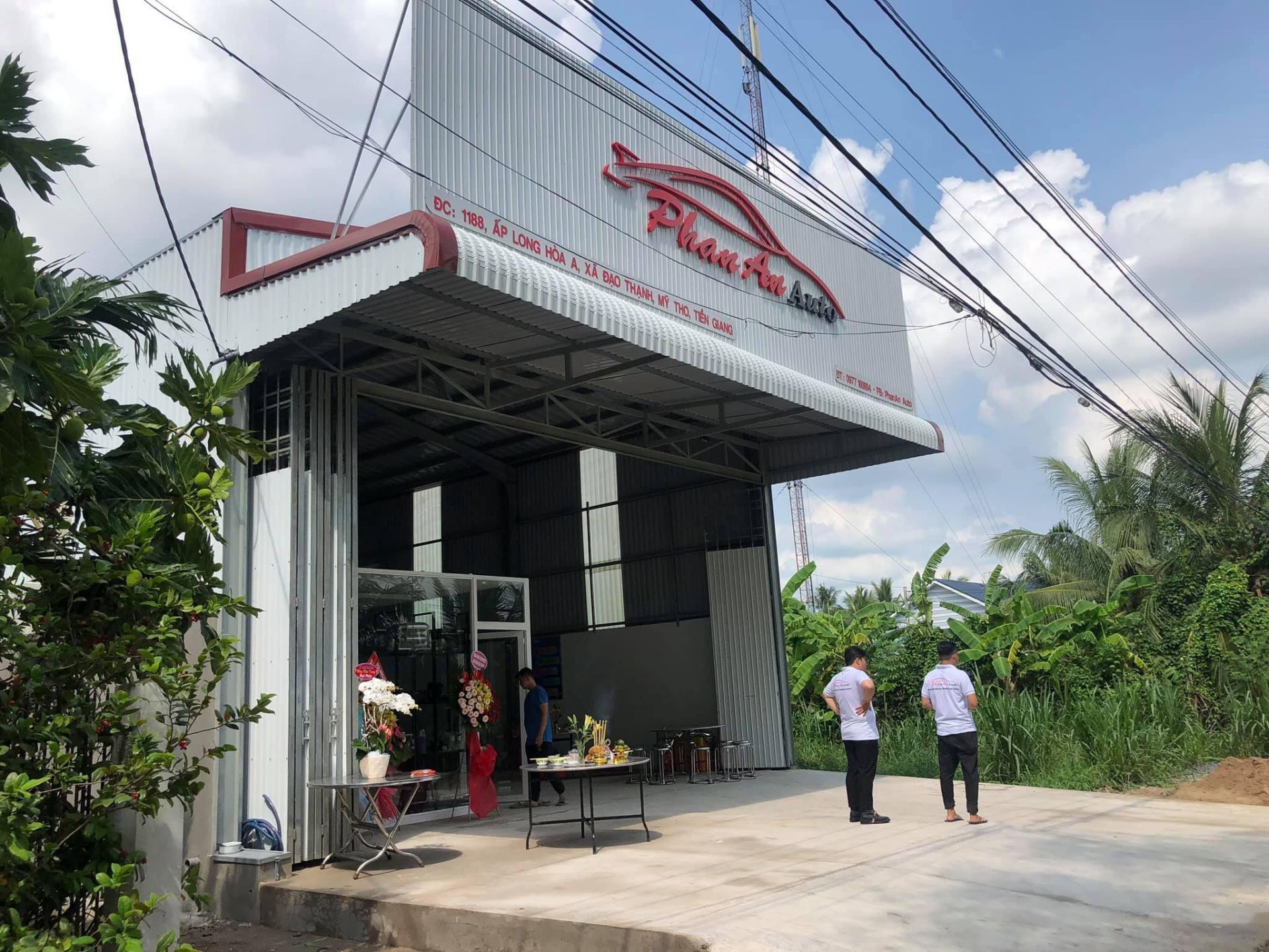 Auto365 Tiền Giang - hệ thống đại ly GTR Việt Nam